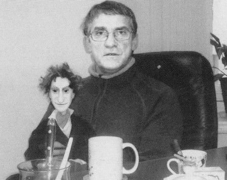 ВАЛЕРИЙ ГАРКАЛИН (1954) актёры, куклы, театр, факты
