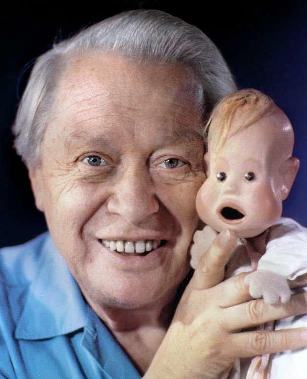 Известные актеры за ширмой театра кукол образцова актёры, куклы, театр, факты