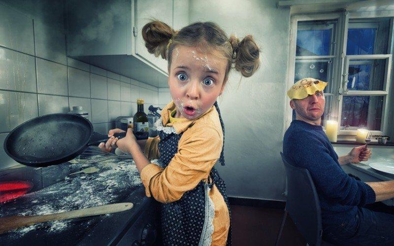 Дело случая: 8 непреднамеренно появившихся блюд еда, кулинария, случайности, факты