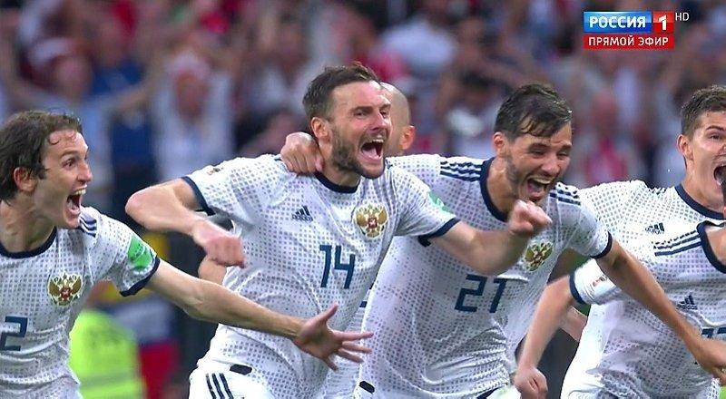 Спасибо за игру, ребята! Акинфеев, Сборная  России, итоги, футбол, чемпионат 2018