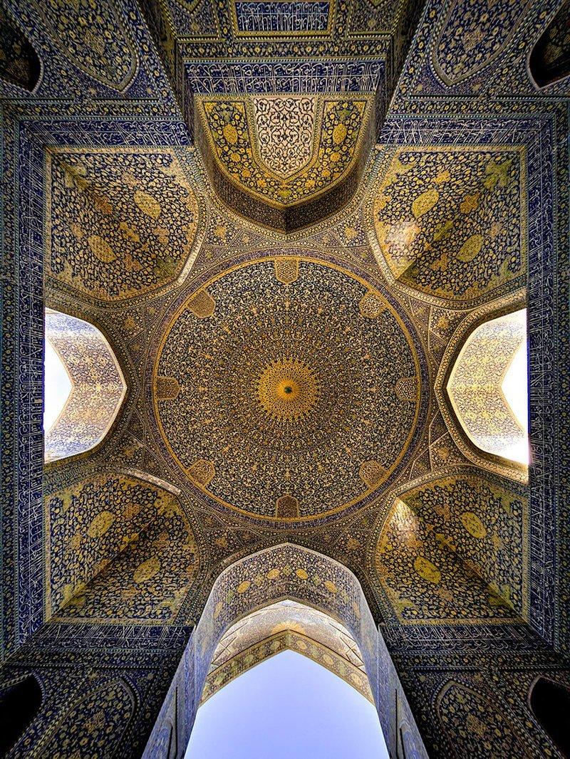 Мечеть Имама, бывшая мечеть Шаха, Исфахан, Иран архитектура, история, красота, факты
