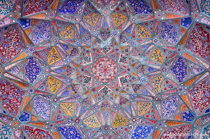 Мечеть Вазир Хана, Лахор, Пакистан архитектура, история, красота, факты