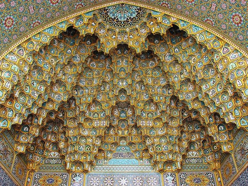 Мавзолей Фатимы Масуме, город Кум, Иран архитектура, история, красота, факты