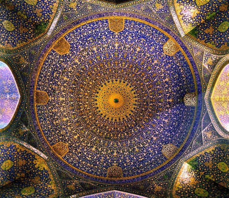 Мечеть Имама Хомейни, Исфахан, Иран архитектура, история, красота, факты