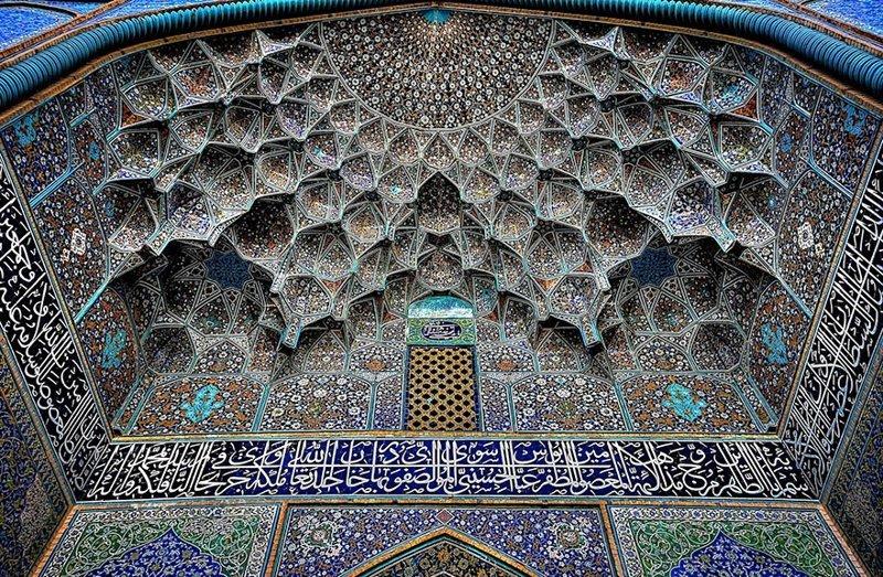 Мечеть Шейха Лютфуллы, Исфахан, Иран архитектура, история, красота, факты