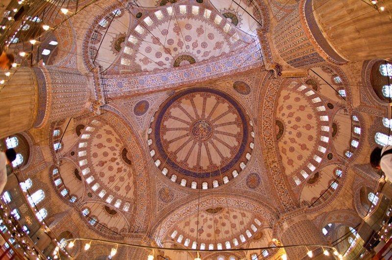 Мечеть Сулеймание, Стамбул, Турция архитектура, история, красота, факты