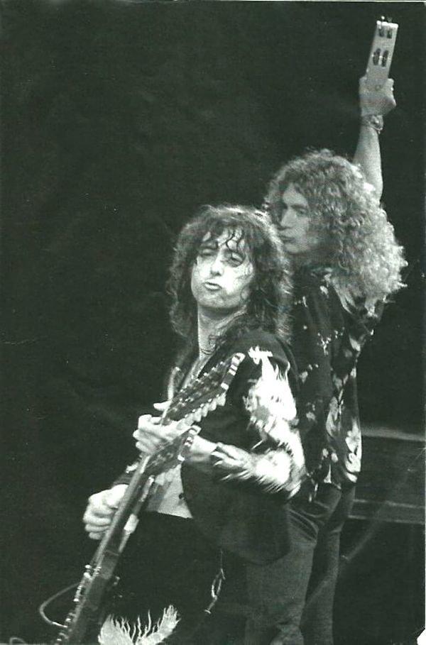 Led Zeppelin: Джимми Пейдж и Роберт Плант Led Zeppelin, Джимми Пейдж, Музыка 20 века