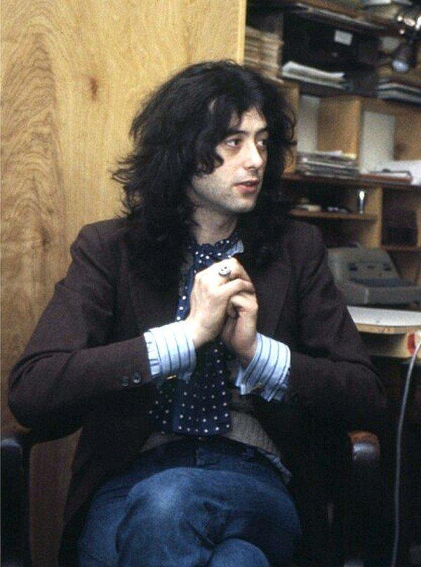 Jimmy Page, 1975. Led Zeppelin, Джимми Пейдж, Музыка 20 века