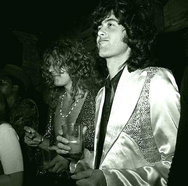 Джимми Пейдж и Роберт Плант Led Zeppelin, Джимми Пейдж, Музыка 20 века