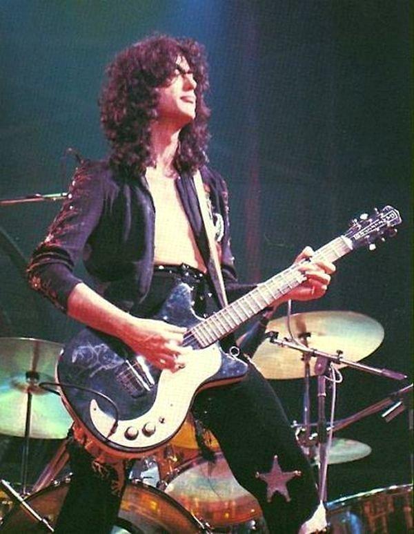 Джимми Пейдж Led Zeppelin, Джимми Пейдж, Музыка 20 века