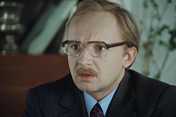 Ко дню рождения Андрея Мягкова Андрей Мягков, актер, дом кино, кино, фильм
