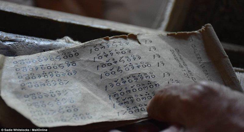 А так выглядит схема узора для ковра, с которой ткачи сверяются в процессе работы Кашмир, вышивка, индия, мастерство, палантин, ремесло, ткачество, ткачи