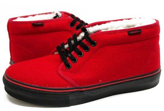 Валенко-кроссовки от Vans СССР, дизайн, мода, фэнш-дизайн
