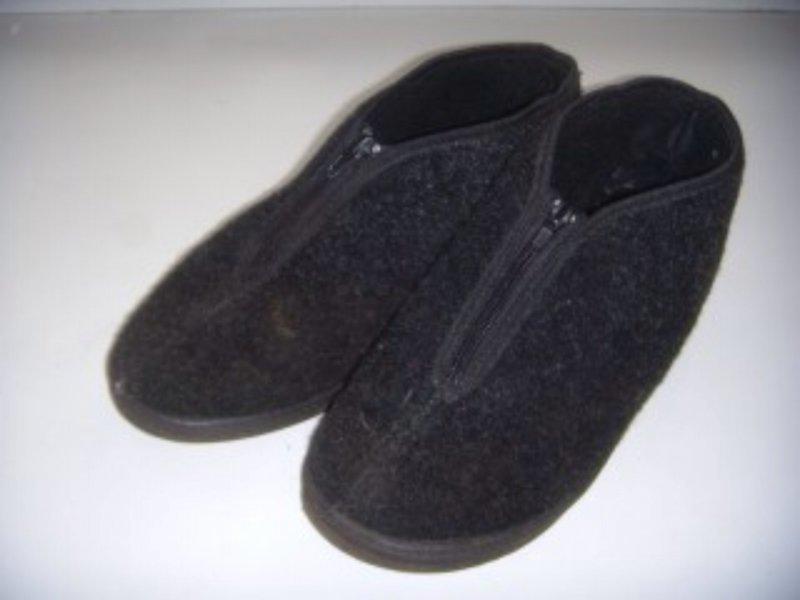 Войлочные ботинки и валенки СССР, дизайн, мода, фэнш-дизайн