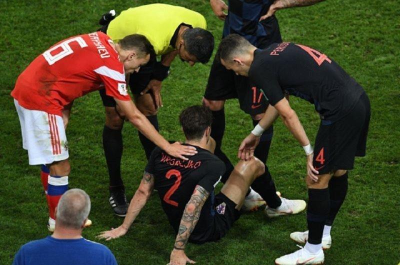 После победы сборная Хорватии устроила провокацию провокация, сборная Хорватии, спорт, футбол