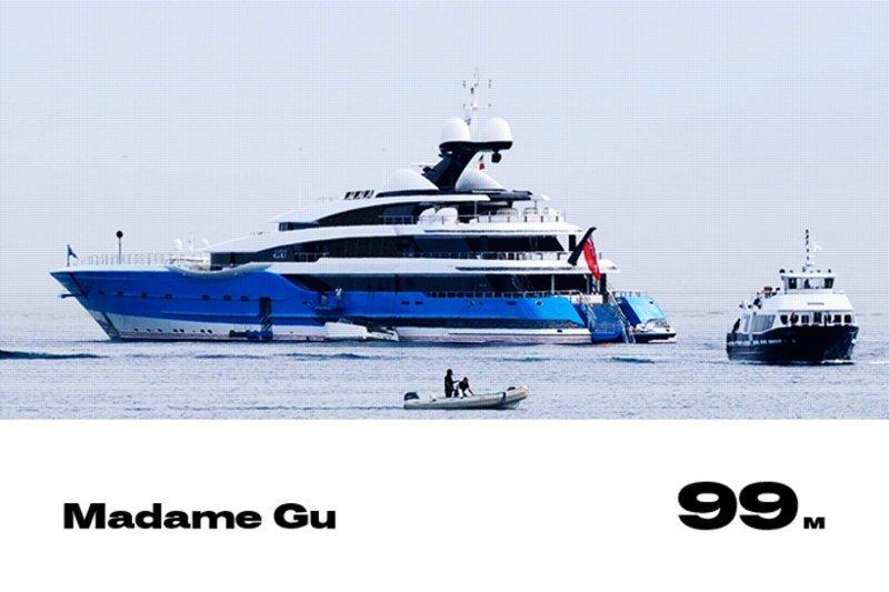 10. Madame Gu forbes, богатство, миллиардер, рейтинг, роскошная жизнь, россия, яхта