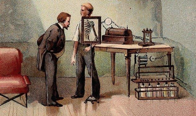 7. Рентгеновское излучение в мире, изобретение, интересное, подборка, познавательно, технологии, факты