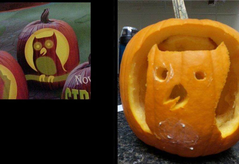 Правильно, Хэллоуин должен быть страшным! ожидание и реальность, прикол, юмор