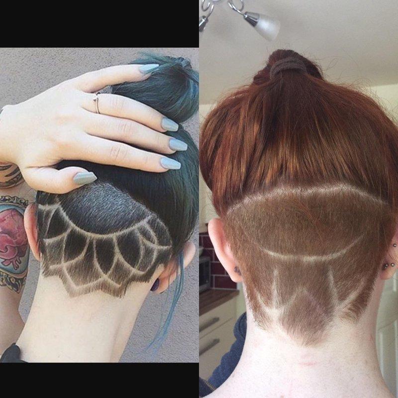 Плохая причёска, это, конечно, не так страшно, как плохая татуировка, но тоже неприятно ожидание и реальность, прикол, юмор