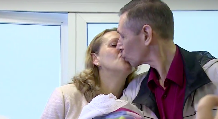 И чудо произошло! ynews, беременность, новости, родила в 51 год, россия, фото