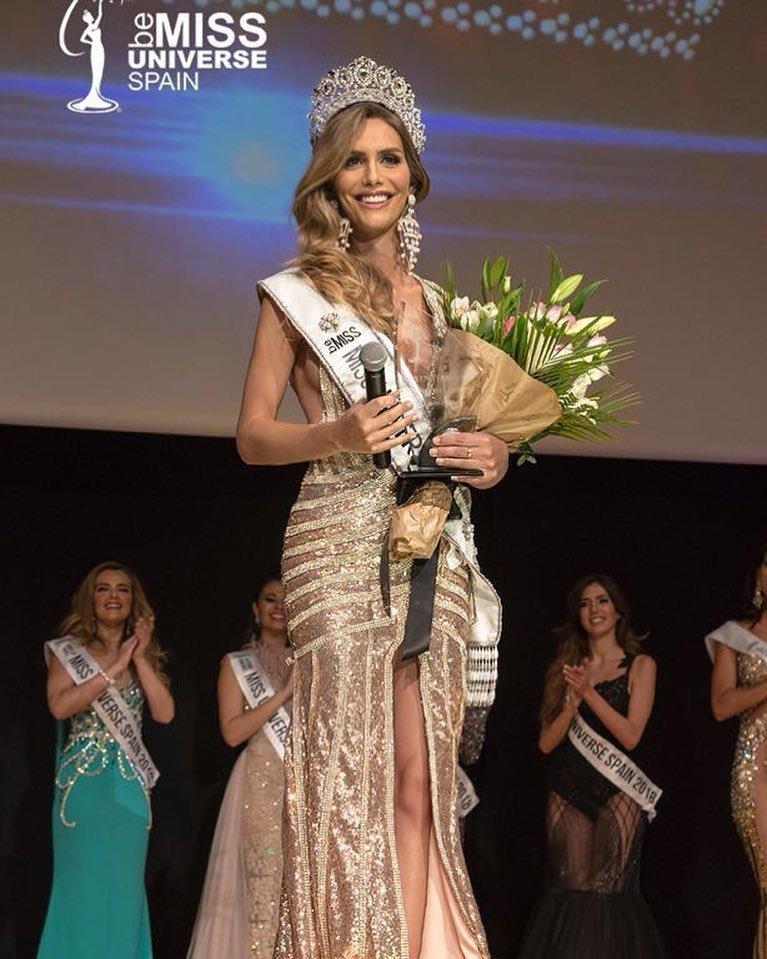 Трансгендер Анхела Понсе завоевала право представлять Испанию  transgender, Анхела Понсе, испания, конкурс, мисс вселенная, участница, фото