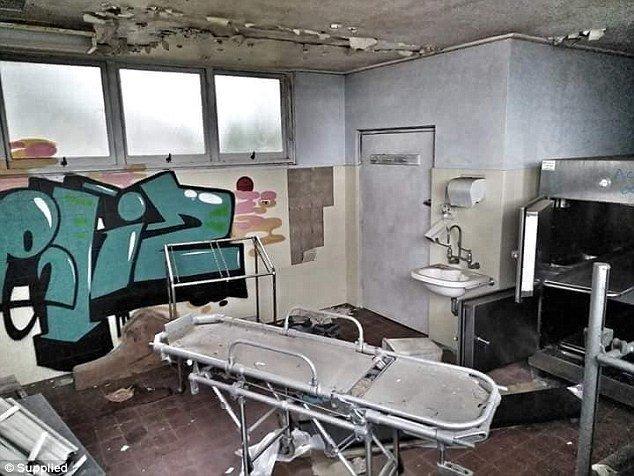 Мрачная история туберкулезного санатория Waterfall австралия, заброшенные здания, заброшенные места, история, познавательно, санаторий, сто лет назад, туберкулез