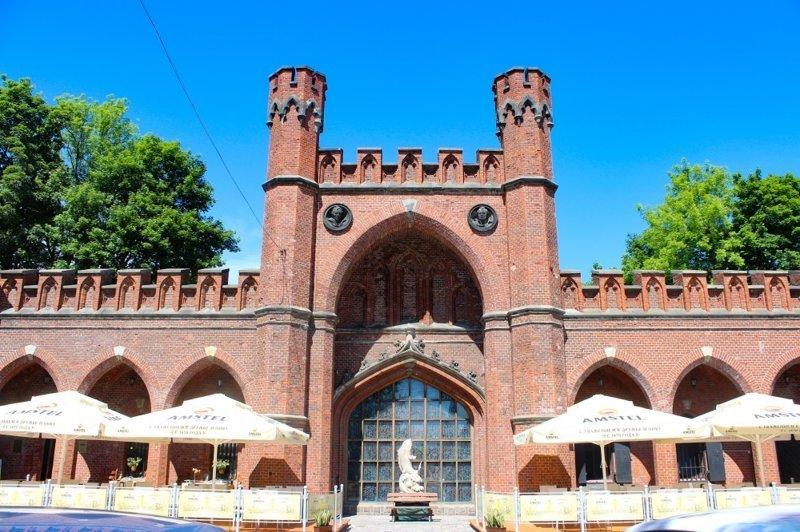 Калининград янтарный путешествия, факты, фото