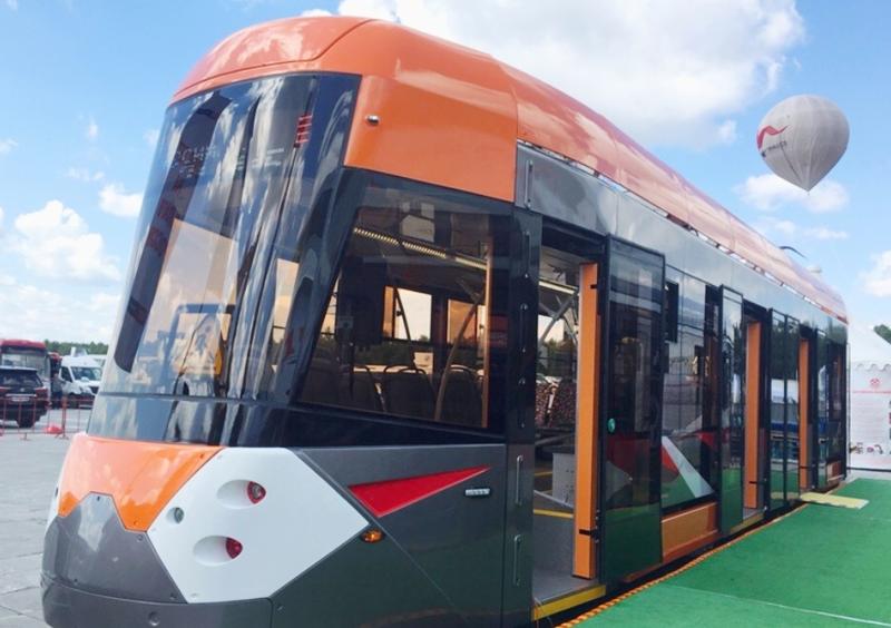 Совершенно секретно: в России появился уникальный трамвай со специальными возможностями инновации, россия, транспорт