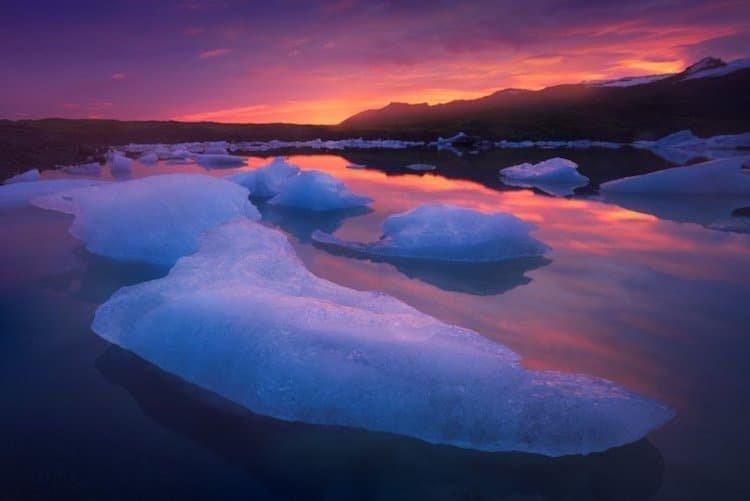 Круглогодичные глетчеры Исландии исландия, красота, пейзажи, природа, путешествия, туризм, фотография, фоторепортаж