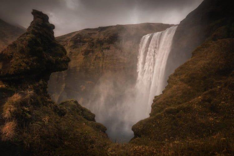 Водопады Исландии исландия, красота, пейзажи, природа, путешествия, туризм, фотография, фоторепортаж