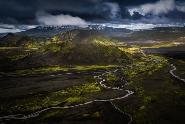 Неисследованные нагорья исландия, красота, пейзажи, природа, путешествия, туризм, фотография, фоторепортаж