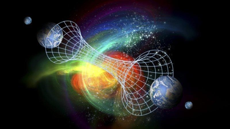 Учёные нашли параллельную Вселенную? вселенная, космос, наука, параллельная вселенная