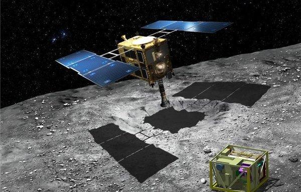 Побывали ли люди на астероидах астероиды, интересное, космос, наука, факты