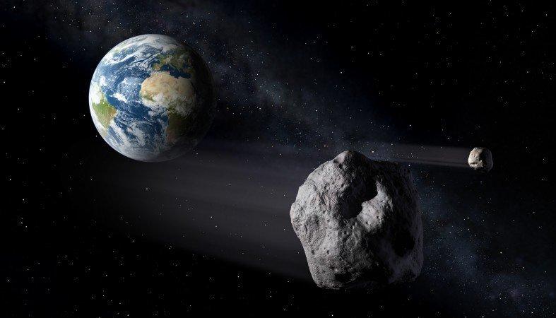 Из чего состоят астероиды астероиды, интересное, космос, наука, факты