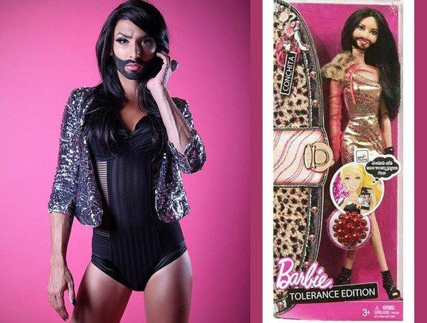 Барби курильщика: самые безумные воплощения популярной куклы barbie, барби, игрушка, игрушки, прикол, щетина