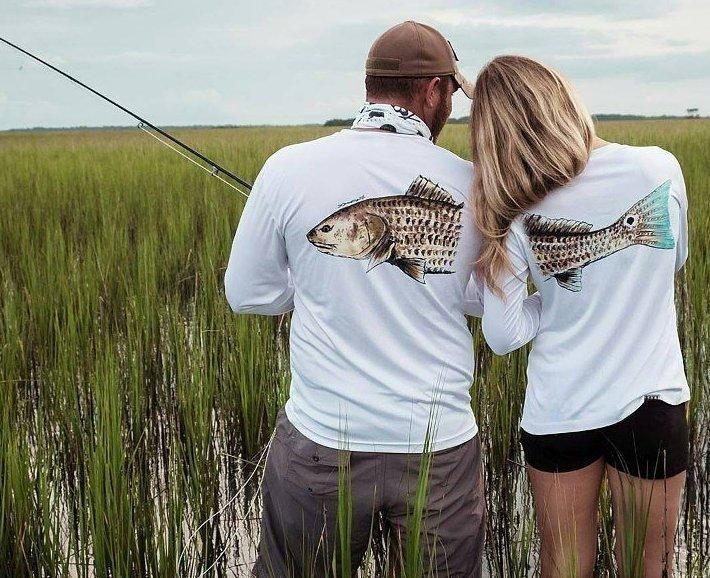 4. Совместные футболки даже есть Особенности национальной рыбалки, видео, клюет, рыба, рыбалка, фото, юмор