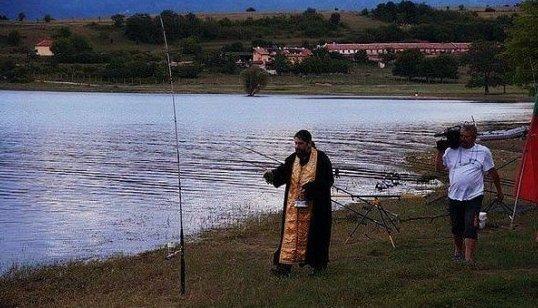 8. Когда совсем не клюет Особенности национальной рыбалки, видео, клюет, рыба, рыбалка, фото, юмор