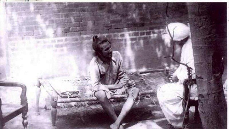 Последняя фотография революционера Бхагата Сингха, приговоренного к смертной казни в 1931 году  индия, интересное, история, личность, прошлое, событие, фотография, фотомир