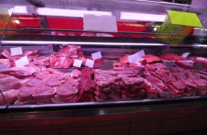 Французские мясники попросили защиты от агрессивных веганов vegan, агрессия, защита, мясник, француз