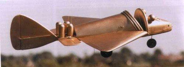 Радиоуправляемая модель самолёта Куимбая история, самолеты, факты