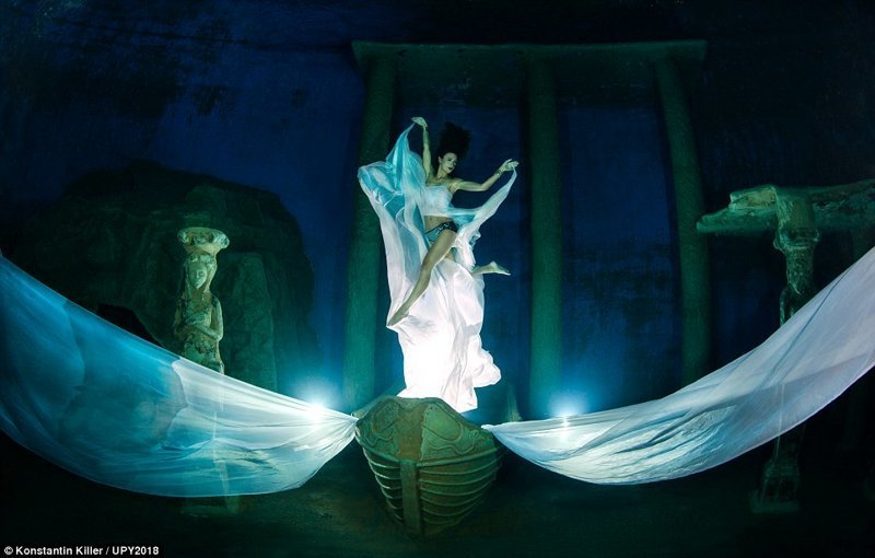 """""""Реальная иллюзия"""", Константин Киллер конкурс, красиво, лучшее, подборка, подводные снимки, подводные фото, фото, фотографы"""