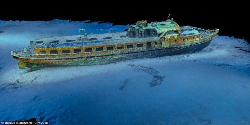 """Затонувший корабль """"MV Karwela"""", Маркус Блэчфорд конкурс, красиво, лучшее, подборка, подводные снимки, подводные фото, фото, фотографы"""