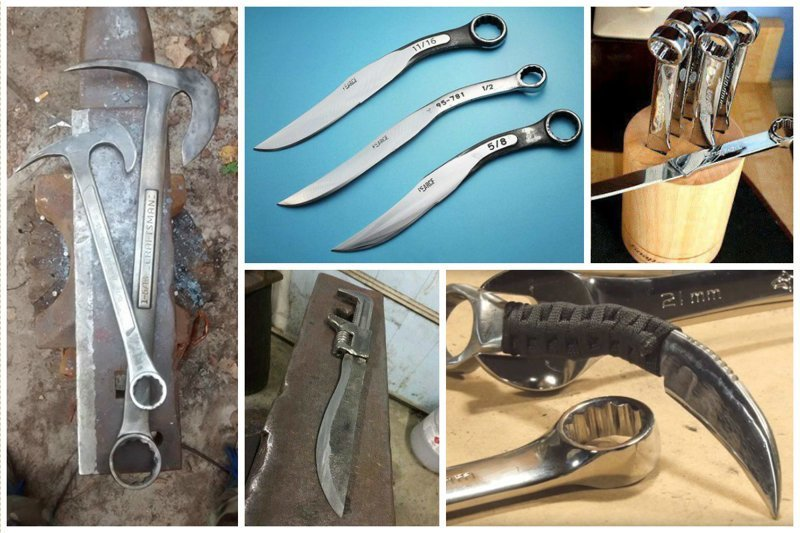 Ножи и прочее колюще-рубяще-режущее Фабрика идей, дизайн, идеи, инструменты, интересное