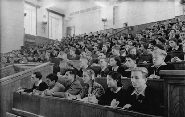 Образование в СССР: история в фотографиях СССР, воспоминания, грамотность, история, образование, обучение, система образования, что мы потеряли