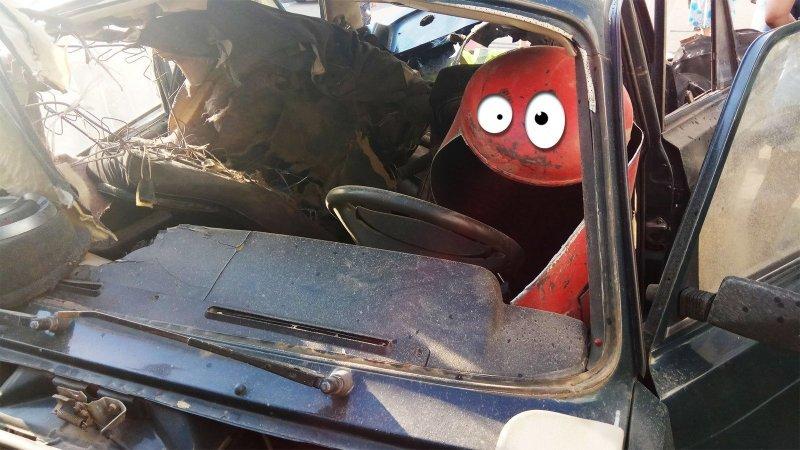 В Краснодаре жара авария, авто, видео, факты