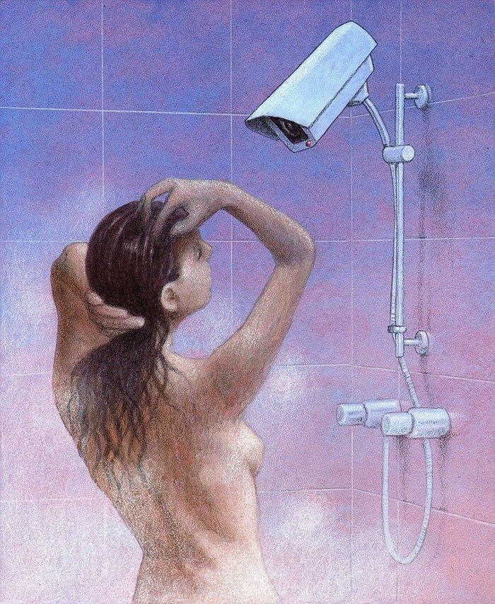 1. Pawel Kuczynski, Павел Кучинский, иллюстрации, художник