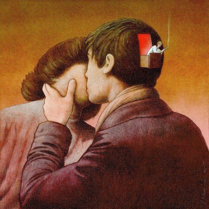 7. Pawel Kuczynski, Павел Кучинский, иллюстрации, художник