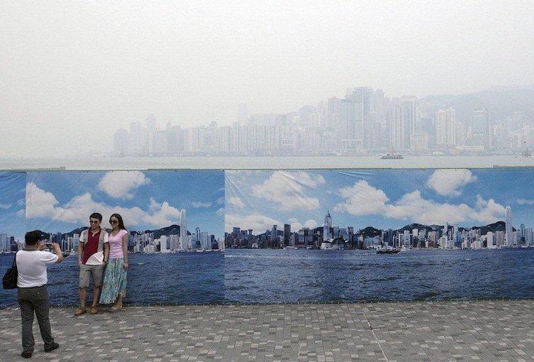 12. Ради такого снимка не обязательно ехать в Гонконг в интернете, впечатляет, необъяснимое, неожиданно, подборка, редкие фото, странные фото, фото