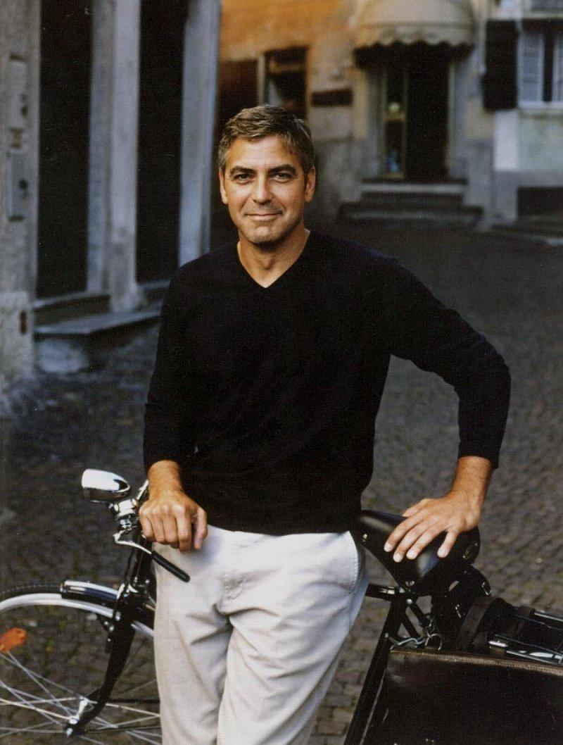 Джордж Клуни. фото, фотография, фотохудожник