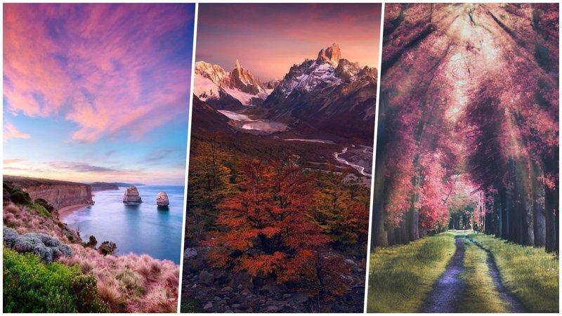 25+ потрясающих фотографий, которые доказывают, что наша планета — удивительно красивое место красота, мир, природа, путешествия